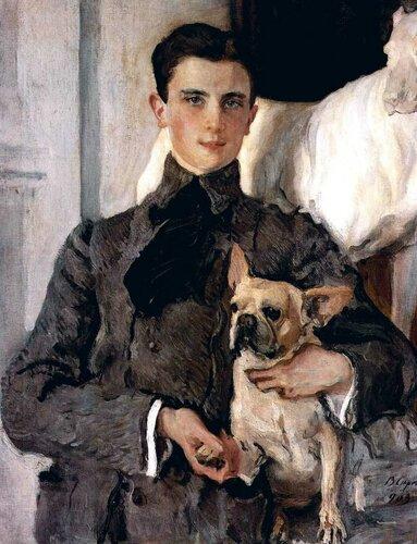 Валентин Серов. Портрет