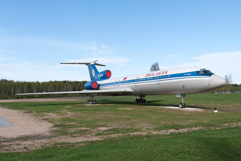 Туполев Ту-154М (EW-85706) Белавиа D706307