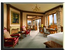 Италия. Флоренция. The Westin Excelsior, Florence. Belvedere Suite