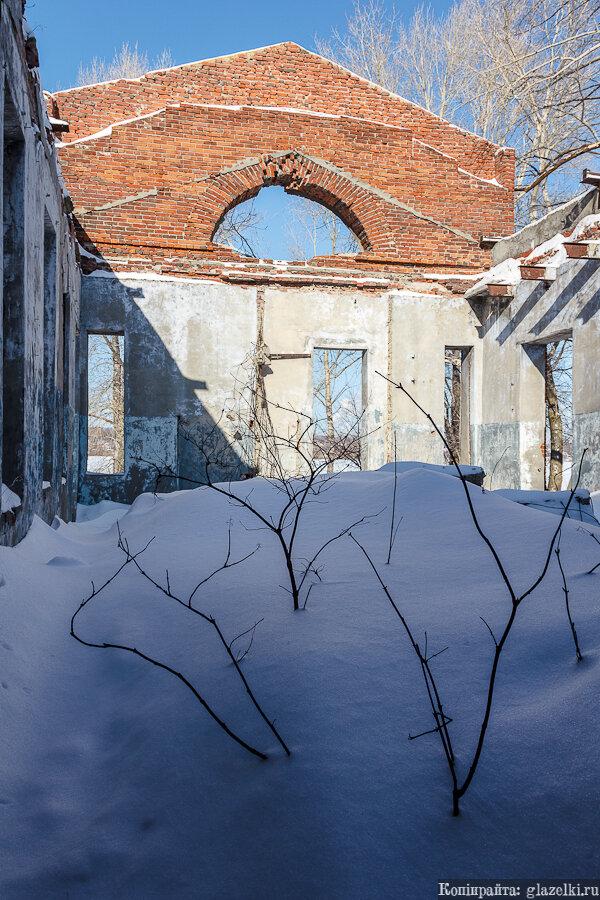 Казанский водозабор.