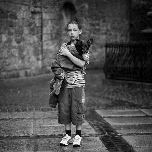 Любовь и сострадание - броня для психики зрительного ребенка