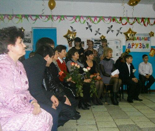 Встреча выпускников
