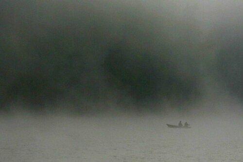 Туман напорогах
