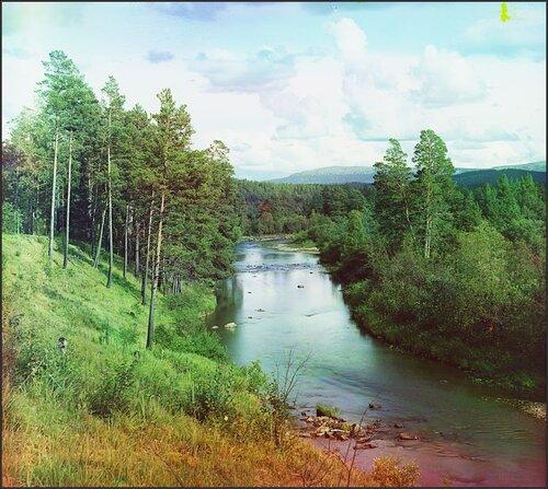 Река Сатка
