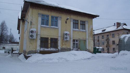 Фото города Инта №3262  Полярная 13а (магазин