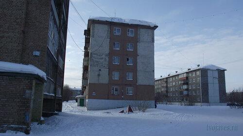 Фото города Инта №3720  Мира 22, 24 и 26 19.02.2013_12:41