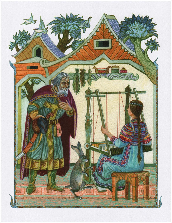 Георгий Юдин, Повесть о Петре и Февронии