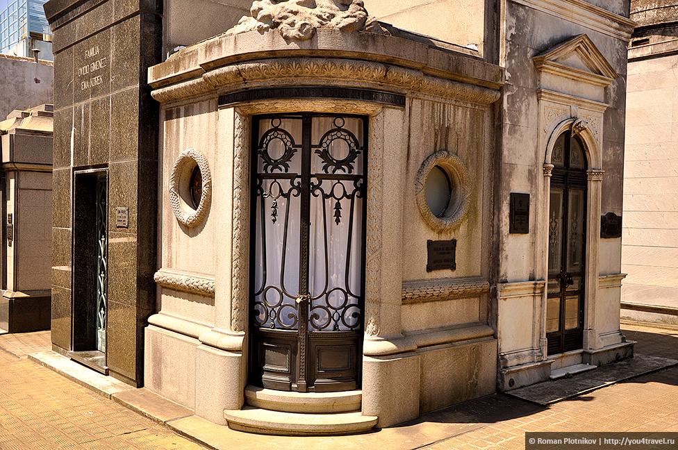 0 3eb825 e7e53e51 orig День 415 419. Реколета: кладбищенские истории Буэнос Айреса (часть 2)