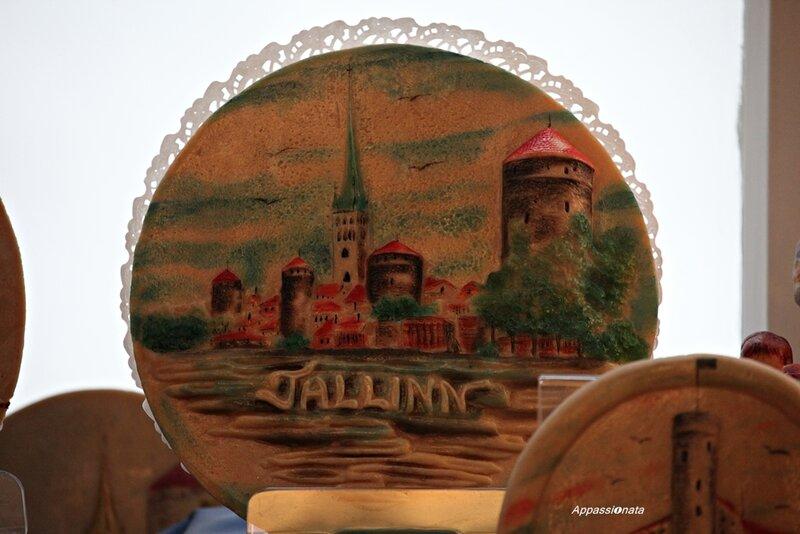 Марципан в Таллине