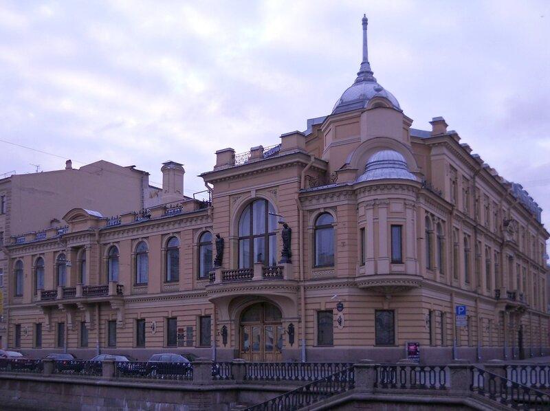 Дом Струка - Здание Екатерининского общественного собрания