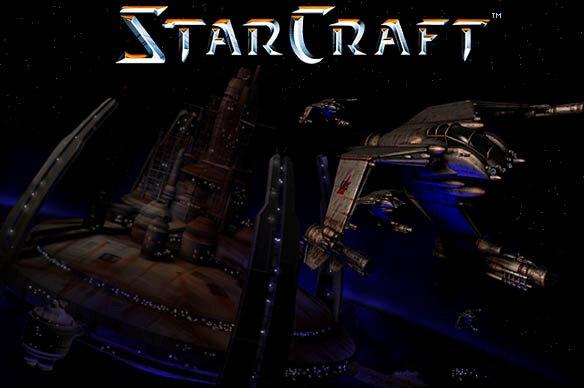 Старкрафт Старка Близзард StarCraft Blizzard 1998