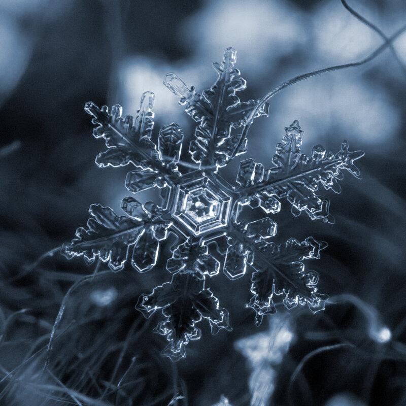 Снежинки гиф картинки