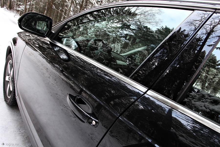 тест драйв Audi Q3