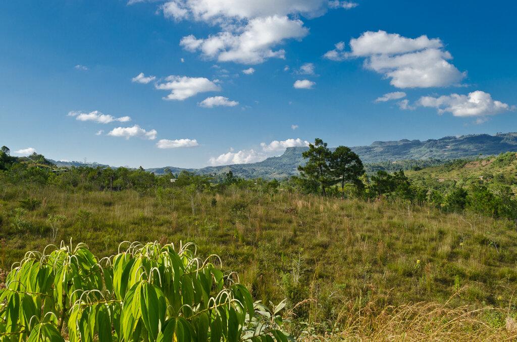 Эх, вернуться бы туда! Мексика. Сложный серпантин через горы в Сан-Кристобаль-де-лас-Касас