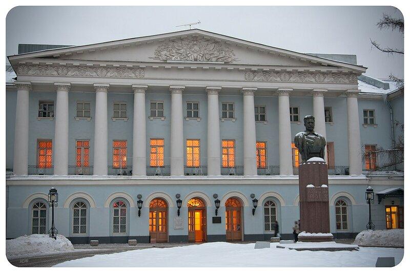 Культурный центр Вооружённых Сил РФ (Бывший Екатерининский институт благородных девиц)
