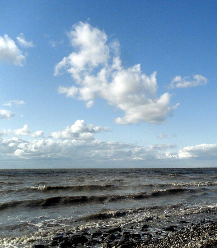 Облака, октябрь