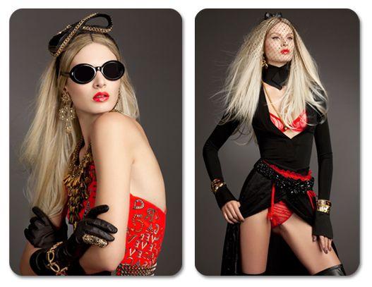 Viktoria Sekrier / Виктория Секриер в журнале Gloss Slovenia / фотограф Jenny Brough