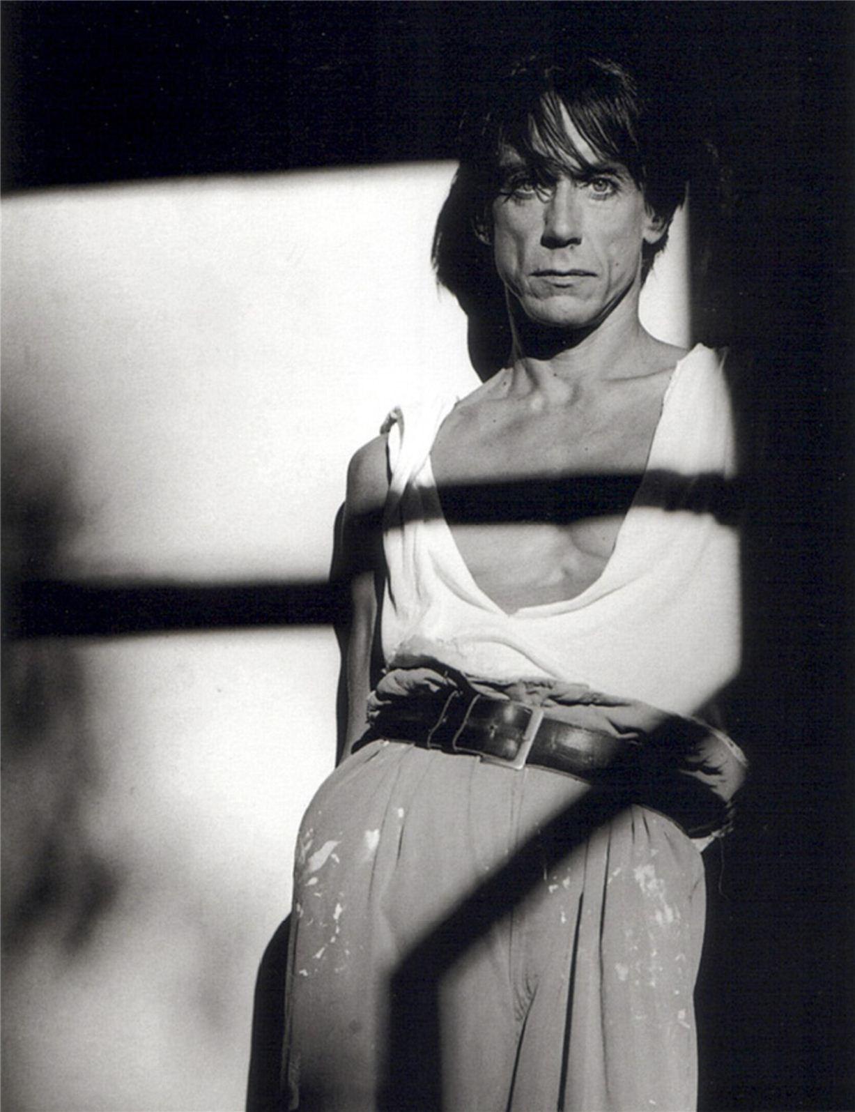 Iggy Pop / Игги Поп - портрет фотографа Грега Гормана / Greg Gorman
