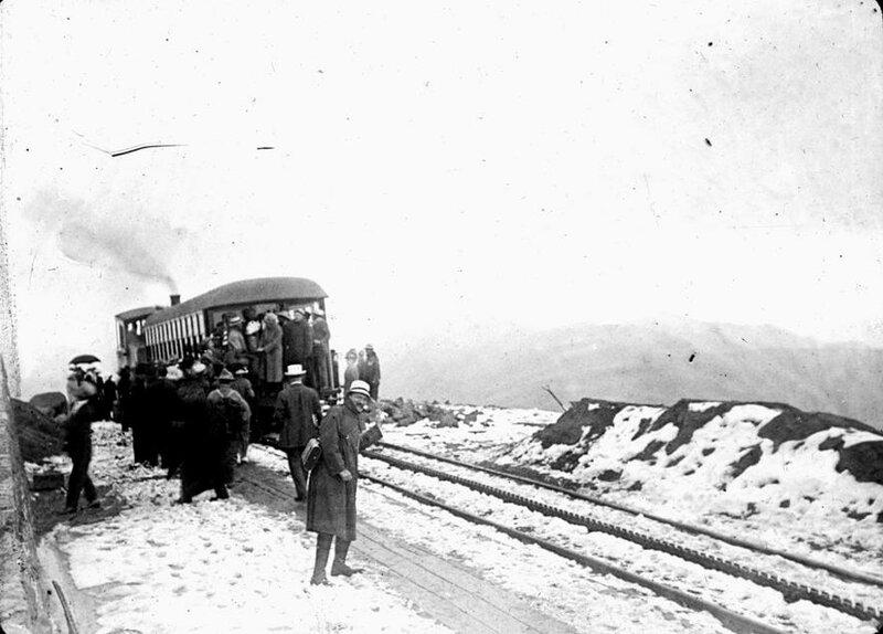 Cog Railway.