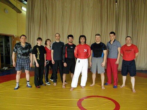 семинар по борьбе