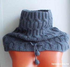 Вязание Красиво и Легко №67:Шляпка и муфточка, пуловер с терьерами,кружевной чехол для абажура