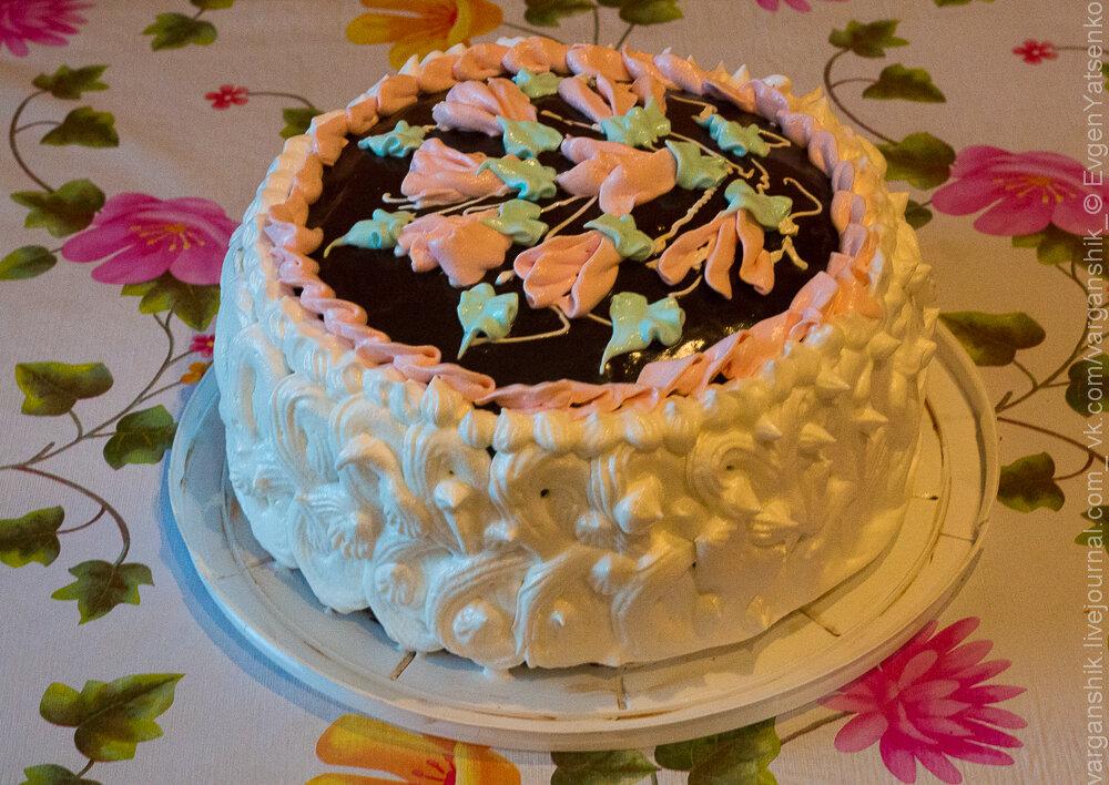 Тортик домашний