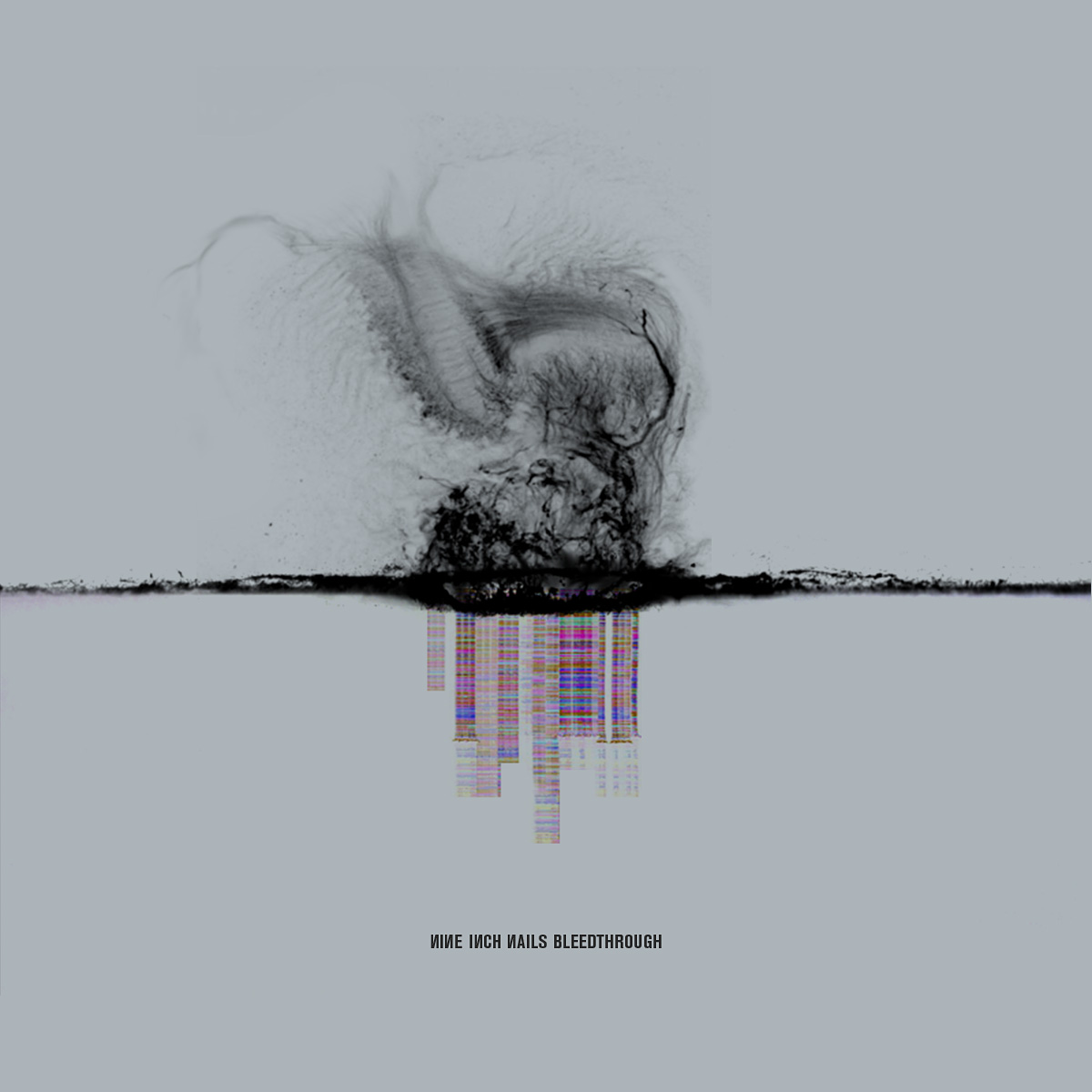 Nine Inch Nails – Bleedthrough / With Teeth artworks - ILLNESS ILLUSION
