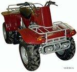 Квадроцикл Тарпан