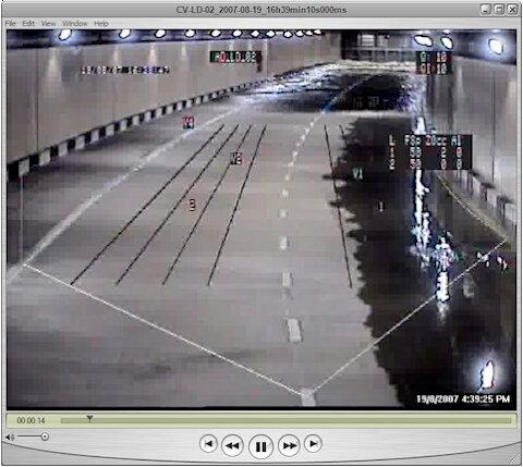 Автомобильный тоннель двойного назначения