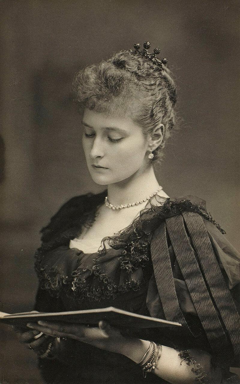 1894. Александра Федоровна