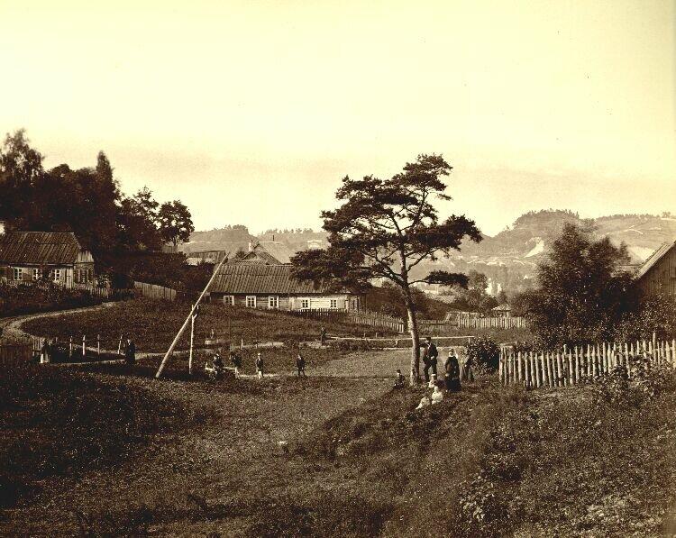 15. Деревня под Вильно