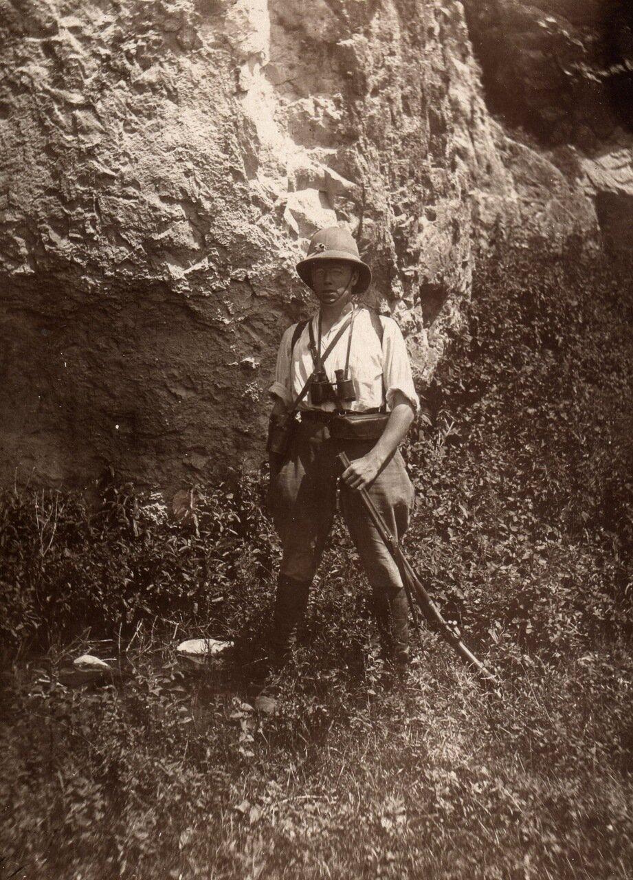 1923 г. 5 июля. В.Г. Гептнер
