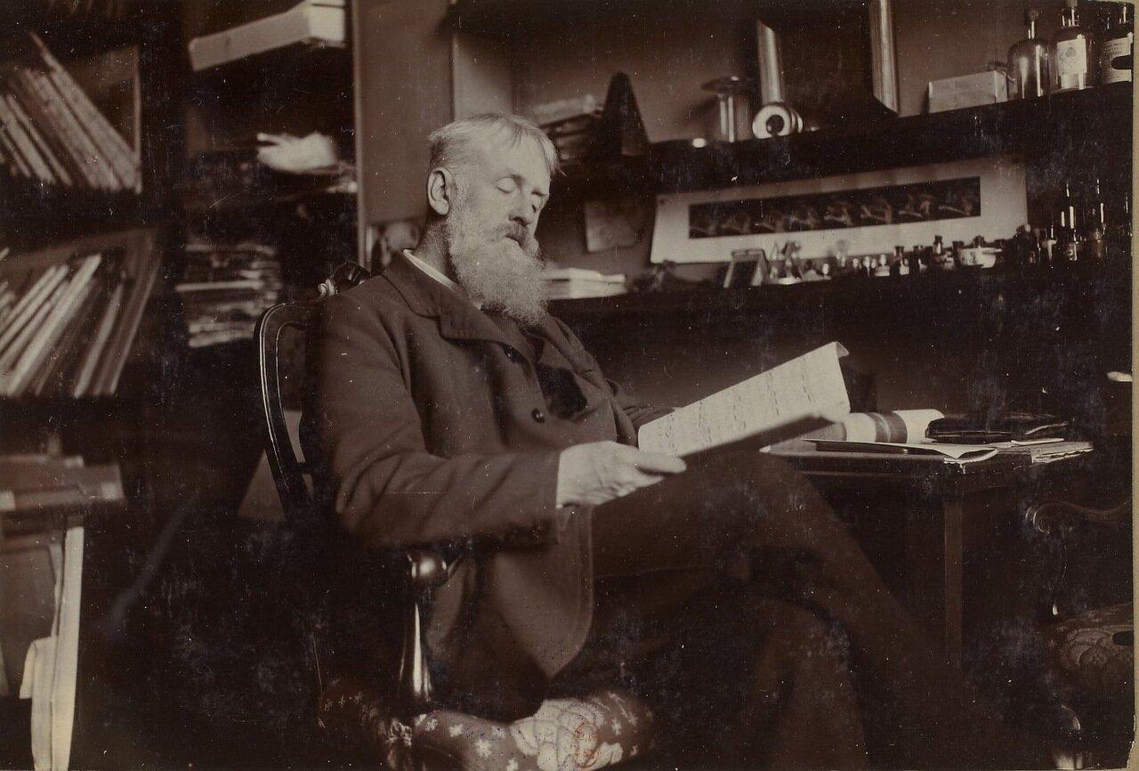 Фриц Таулов (1847-1906).