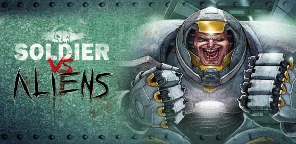 Soldier vs Aliens для Android