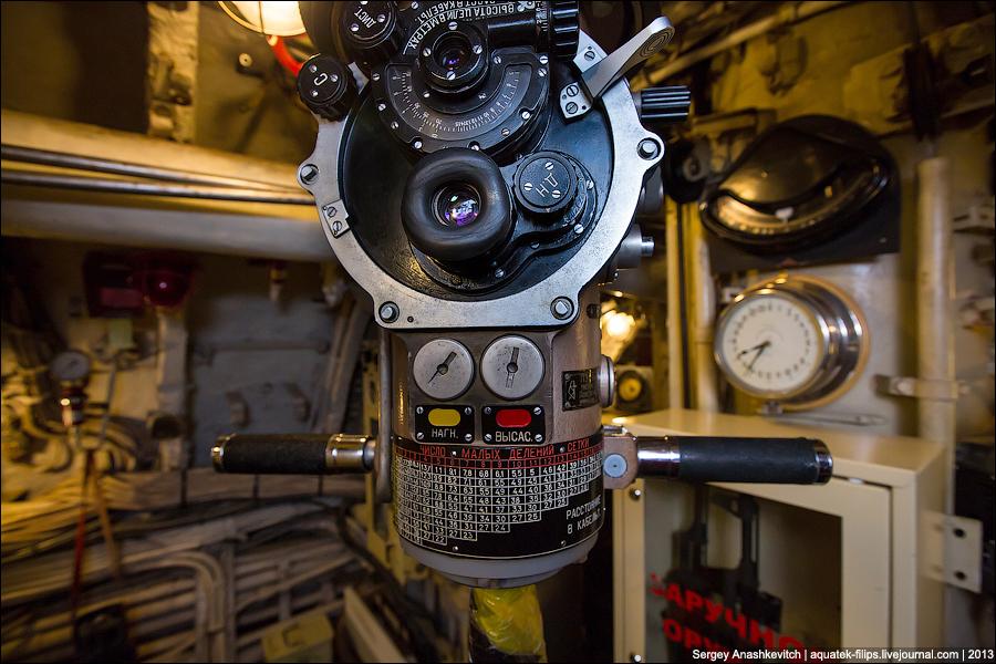 манометр подводная лодка