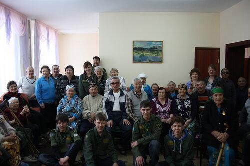 """Посещение Павлодарского санатория """"Ардагер"""""""