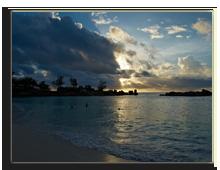 Seychelles Sunset. Фото Roman Isakov - Depositphotos