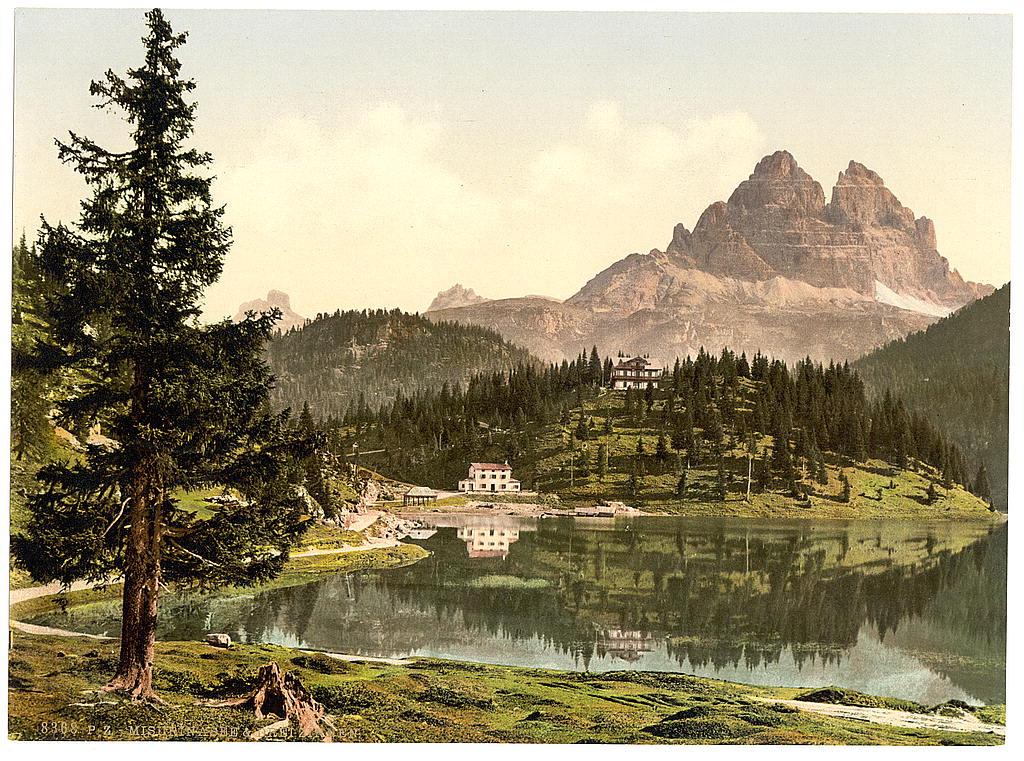 Австрия. Тироль 1890 - 1900 гг 0_80b0f_5c2b6ce6_orig