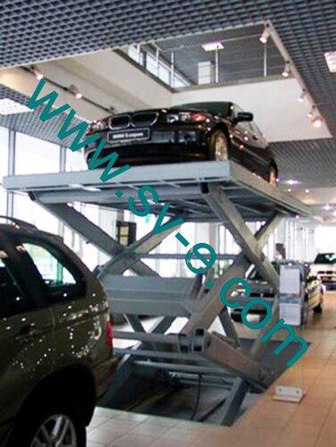 Подъемник для автомобилей
