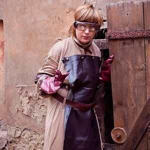 Женский карнавальный костюм Профессор
