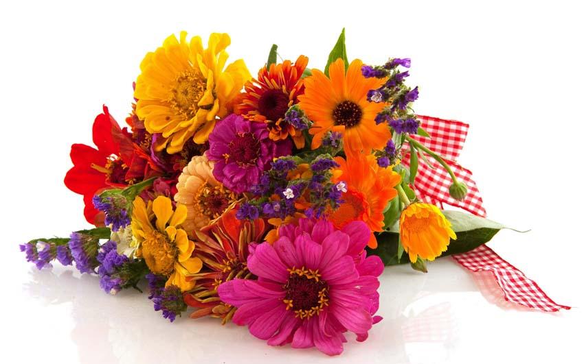 Как оформить цветы в букет в домашних условиях