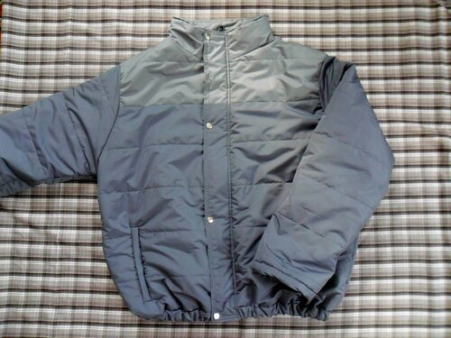 Мужская куртка весенне-осенняя