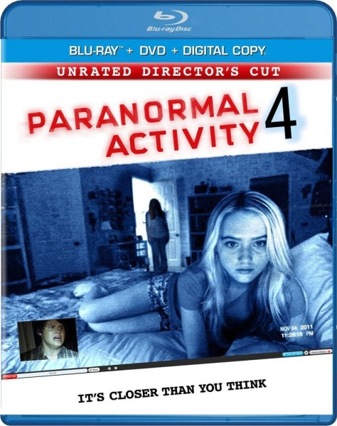 Паранормальное явление 4 / Paranormal Activity 4 (2012) BDRemux + BDRip 1080p + 720p + HDRip