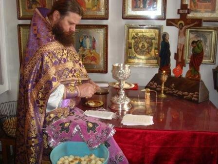 Символ веры молитва аудио