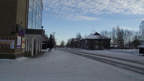 Фото города Инта №3215  Кирова 14, 3 и 5 03.02.2013_12:15