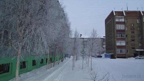 Фотография Инты №3501  Морозова 12, 10 и 8 10.02.2013_12:05
