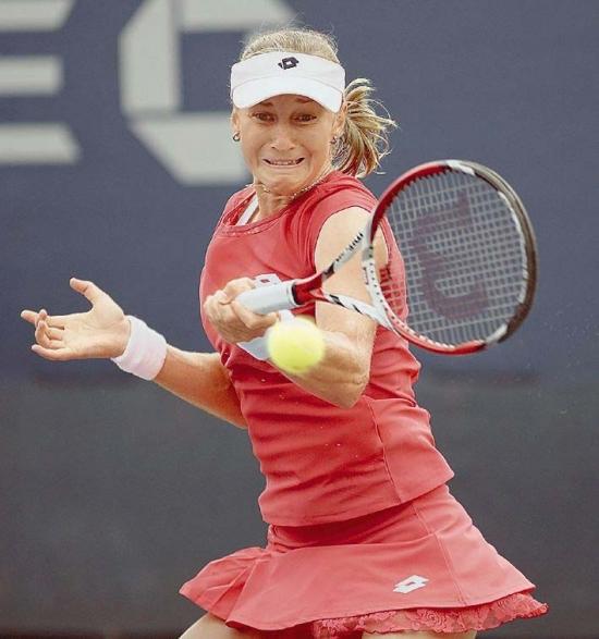 Екатерина Макарова вышла втретий круг Открытого чемпионата США потеннису