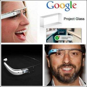 Google glass - очки-компьютер