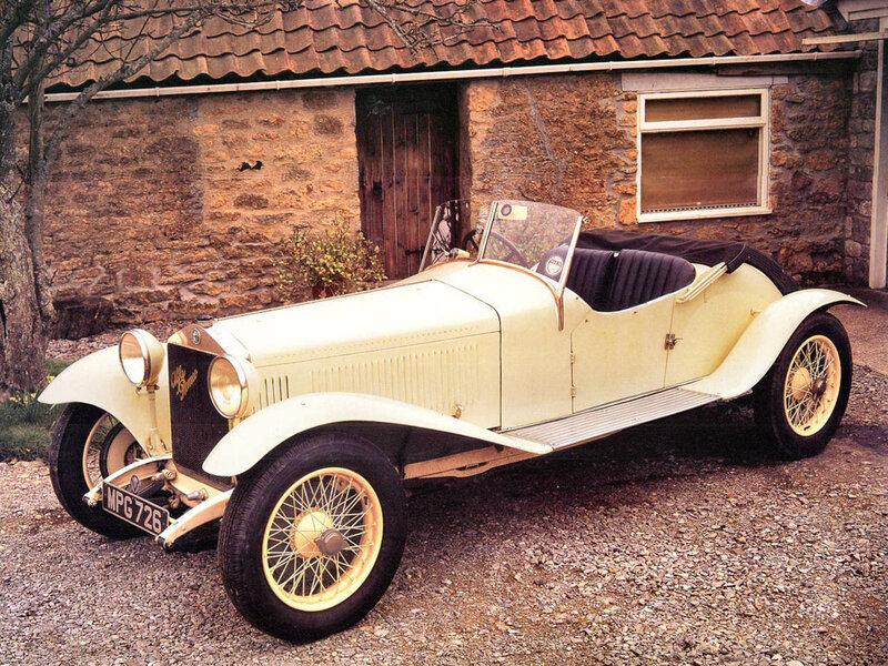 Alfa-Romeo-6C-1500-Roadster-1928 - 1929
