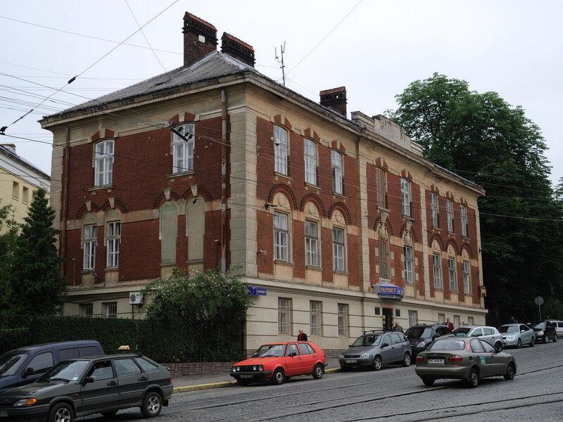 ул. Свенцицкого, дом 1